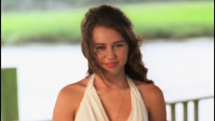 Miley Cyrus - When I Look At You * high quality *
