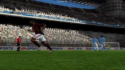 фанстатичен! Free Kick с Ronaldinho 42yrd