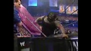 The Undertaker Vs. Mark Henry (casket Match)