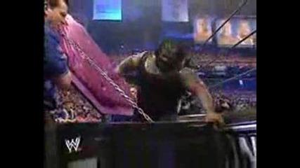 The Undertaker Vs. Mark Henry (casket Match)