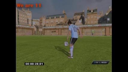 Fifa skills