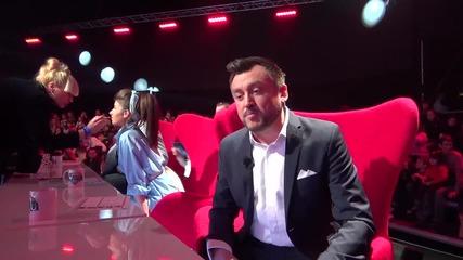 Големите надежди - Любо Киров зад кадър (12.03.2014г.)
