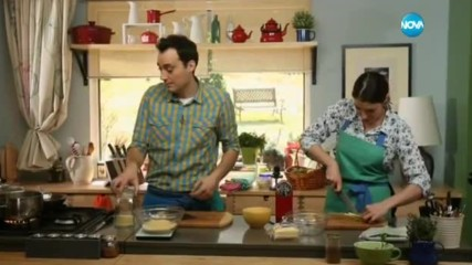 Агнешко с печени чушки и маслини - Бон Апети (07.04.2017)