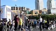 Завършване на Workout Fest 2012