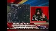 Майкъл Джаксън е починал...