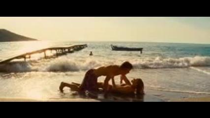 Mamma Mia!- Amanda Seyfried and Dominic Cooper