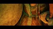 Снежната Кралица - промо. Красива и забавна приказка за всички. От 16-ти януари 2015 г. в кината!