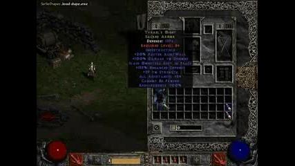 Diablo2:gheed Dupe