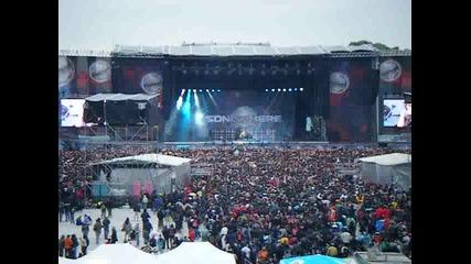 Sonisphere Bulgaria 2010 Manowar