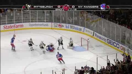 Най - добрият хокей Nhl - Nyr vs. Pit