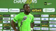 Ману: Запътили сме се към групи на Шампионска лига