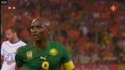 Камерун - Холандия 1:2 *световно първенство Юар 2010* 24.06.10.