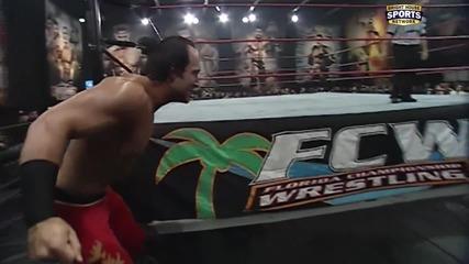Seth Rollins vs. Rick Victor