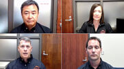 USA: SpaceX astronauts reflect on training and importance of team work ahead of ISS mission