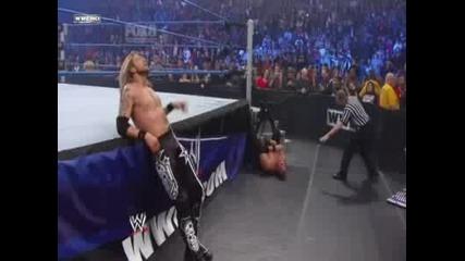 Wwe Smack Down - Kane vs. Edge 07.01.2011 ( Мач за титлата в тежка категория )