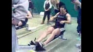 Indoor Rowing 100m Wr Rob Smith