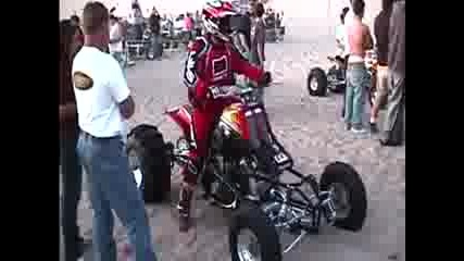 The Hill Billy Turbo Hayabusa Nitous Banshee (all clips)
