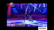 Латино - американски Танц на Георги Милчев - Годжи, Финал На Dancing Stars - 14.12.2009