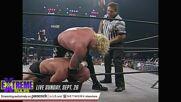 Goldberg vs. Diamond Dallas Page: WCW Fall Brawl 1999 (Full Match)