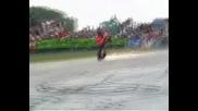 Състезание По Трикове С Пистови мотори World Stunt Riding Championship 2007