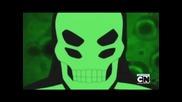 Бен 10 Ултра Извънземен: Трансформация в Четириръкия