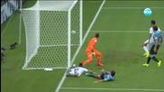 Уругвай загуби от Коста Рика с 1:3