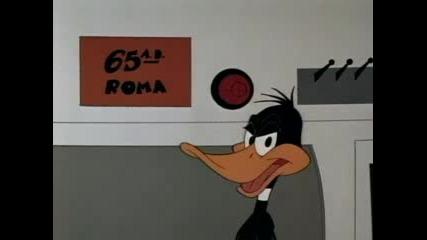 Daffy Duck & Speedy Gonzales