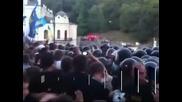 Протести и сблъсъци в Киев