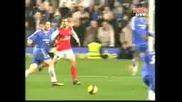 Chelsea - Arsenal 1:1 Essien Super Goal