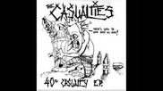 The Casualties - In It For Life