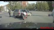 Руснаци се шамарят на светофар