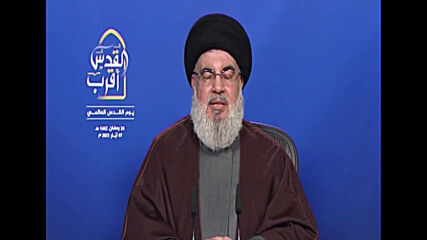 Lebanon: Hezbollah leader Nasrallah issues stern warning to Israel on Quds Day