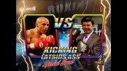 Radio Arvila - Boxing with the Stars (19 05 2010)
