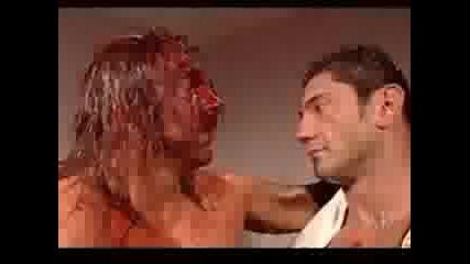 Wwe - Batista Vs Triple H Rivalry