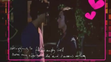 Camp Rock 2 The Final Jam - Shane and Mitchie kiss