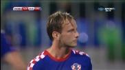Азербайджан 0 - 0 Хърватия ( квалификация за Европейско първенство 2016 ) ( 03.09.2015 )
