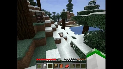 Minecraft - survival ep. 1
