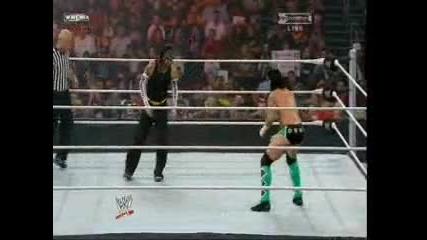 Wwe Night Of Champions 2009 - Jeff Hardy vs Cm Punk