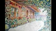 Душата на българина в картините на Петър Антонов...(вокал Нели Андреева)