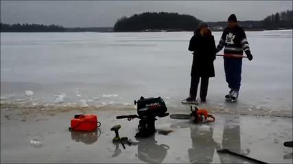 Върталежка на лед