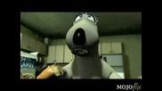 Лудата Мечка Еп.8-Лова На Мишката