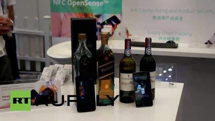 China: Shanghai Mobile World Congress opens its doors