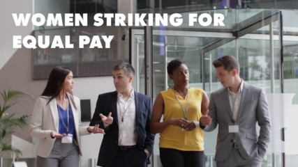 Mobilize! How Switzerland's women are fight for equal pay
