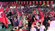 Turkey: Thousands of pro-Erdogan supporters take to streets of Ankara