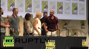USA: Suicide Squad delight Comic-Con crowd with surprise appearance
