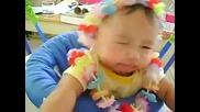 голям смях с бебета супер яко
