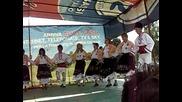 Танцов състав село Покрайна във Румъния