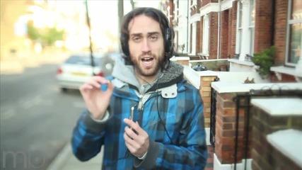 Beardyman - iphone Beatbox