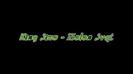 King Size - Zelen Svqt