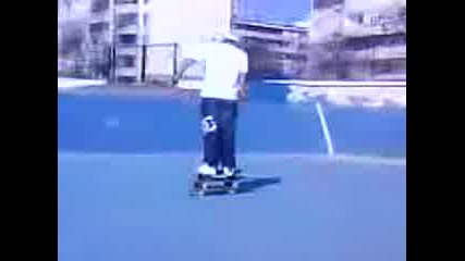 3 skates ride